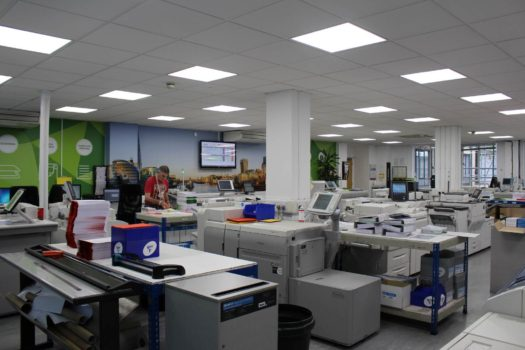 View All Production Photocopiers